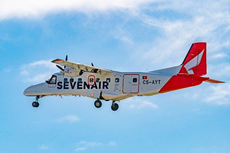 Sevenair DO228 Airline